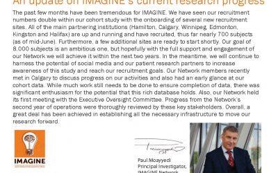 IMAGINE Network Newsletter #5