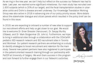 IMAGINE Network Newsletter #7