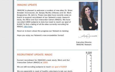 IMAGINE Network Newsletter #9