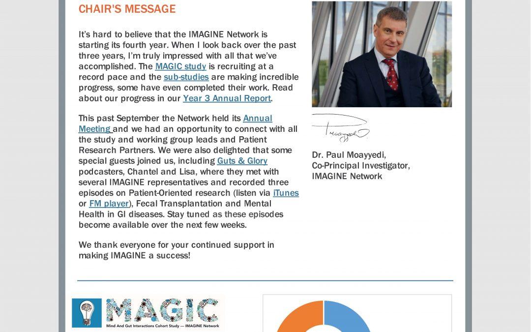 IMAGINE Network Newsletter #10