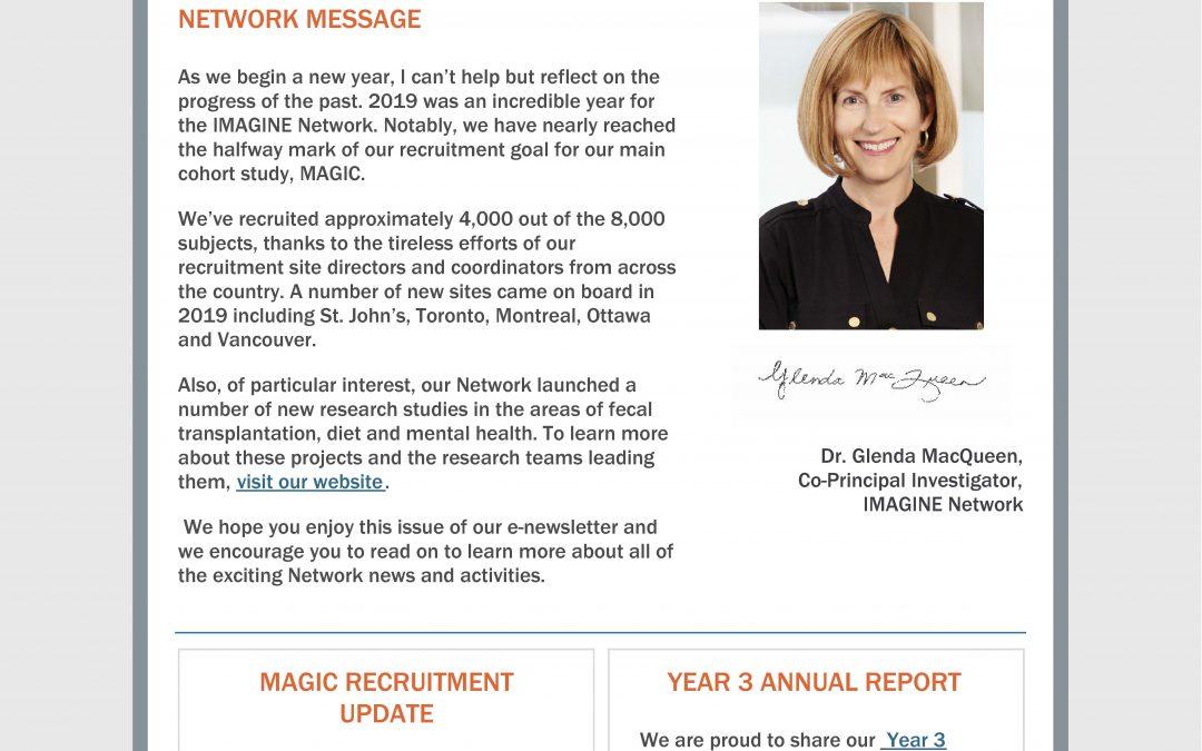 IMAGINE Network Newsletter #11