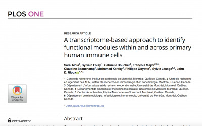 A Transcriptome-Based Approach to Identify Functional Modules Within and Across Primary Human Immune Cells
